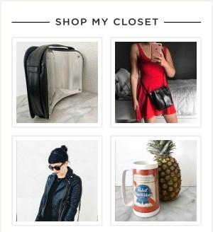 PoshMark Closet Items